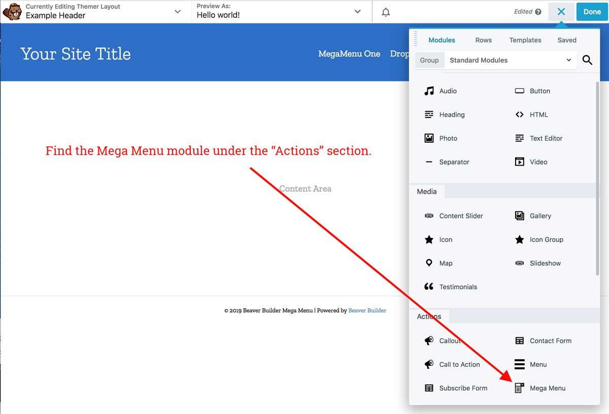 add-module
